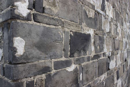 Rustic Old Brick Wall Stock Photo - 13920535