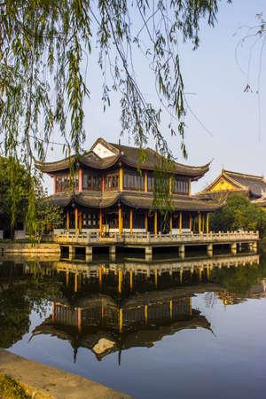 Quanfu Temple in Zhouzhuang China Stock Photo - 16981571