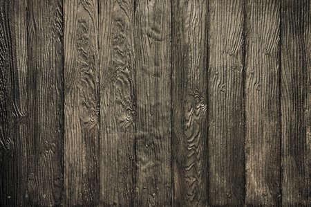 wood wall on thai house Stock Photo