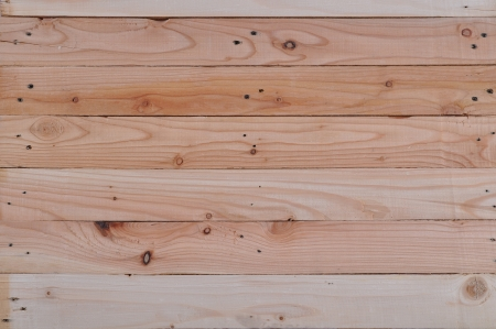 Wood wall is made of Softwood