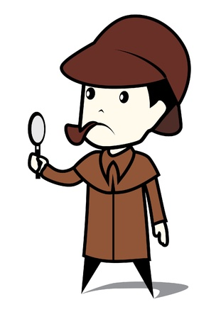 detective man Vector
