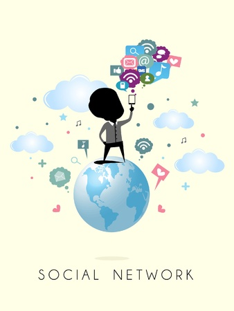 social network: Social network in our live
