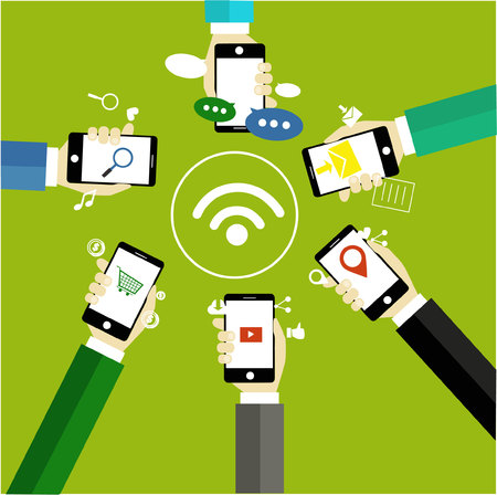 internet technology: wireless for internet of things technology
