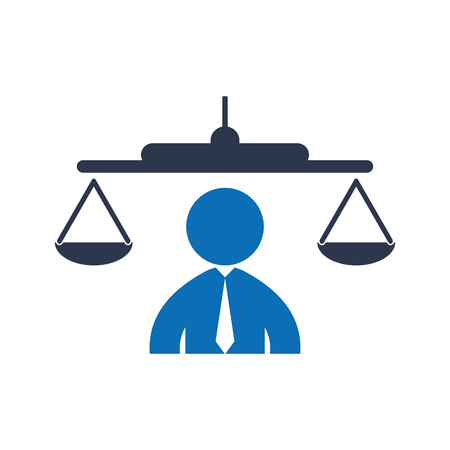 Judge Balance law icon