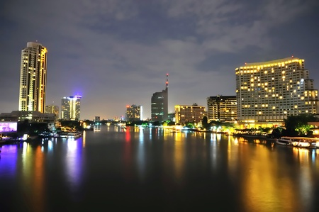 City of Night ,Bangkok Thailand photo