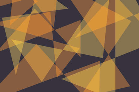Abstract background pattern made with transparent triangle shapes overlaying on each other. Modern and geometric vector art.