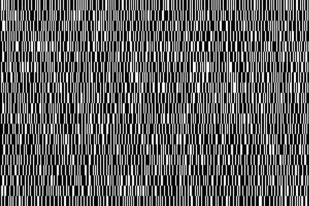 Seamless, abstract background pattern made with many rectangles in crowd / density abstraction. Modern, urban vector art.