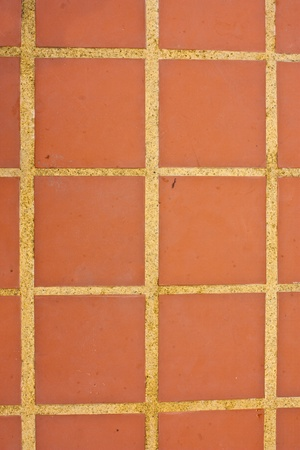 Tiled floor Used floor corridor in places photo