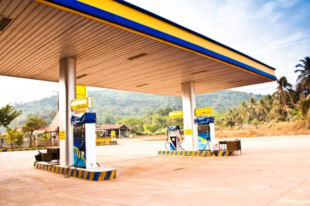 petrol station: Stations in the provinces.