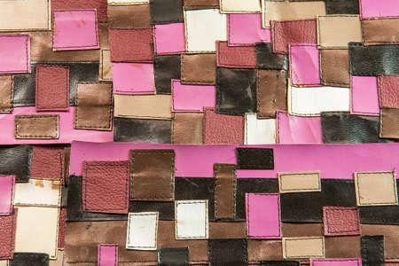 imitation leather: similpelle da cucire insieme