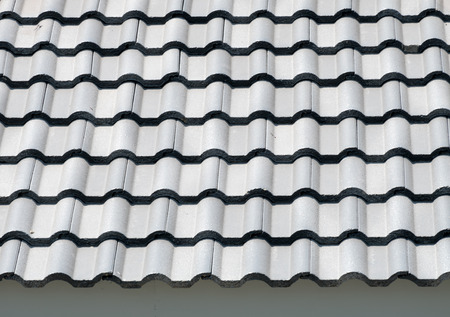 shingle: roofing Stock Photo
