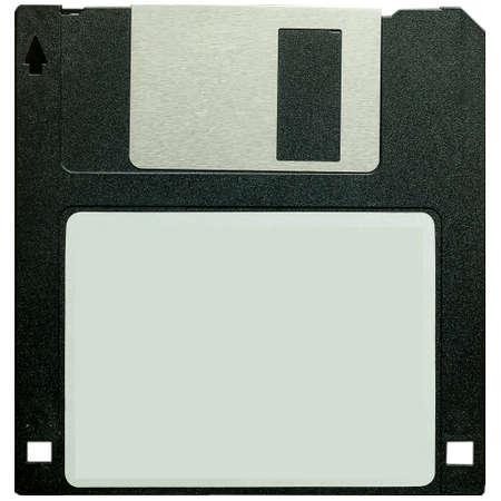storage: Floppy Disk magnetic computer data storage support