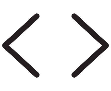 précédent et à côté de panneaux . flèches pour diapositives