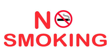 no smoking sign. no smoking icon.