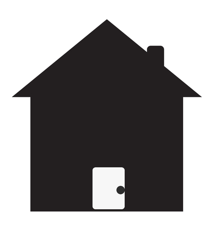 Home icon. home sign