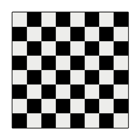 black pictogram on white background. flat style. chess icon for your web site design, logo, app, UI. chess board symbol. empty chess board.