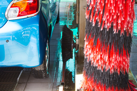 rouleau: Car wash