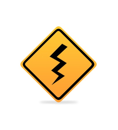 hight:  Hight Voltage Sign
