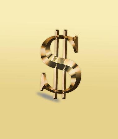 sentence typescript:  dollar symbol