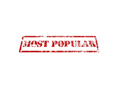 most popular: Most popular Rubber Stamp