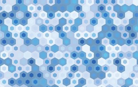 gauze: purple hexagon vector background design.geometric background.