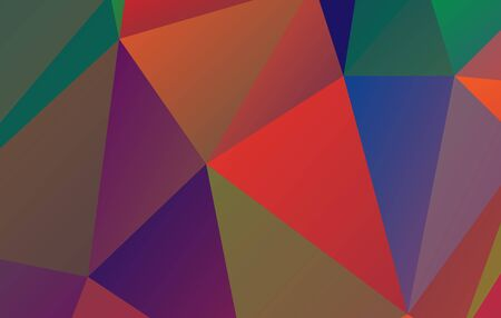 low poly abstract background.vector illustration pattern design.