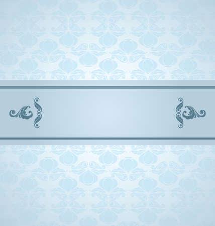 Template frame design for greeting card , background ,backdrop