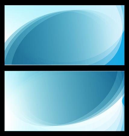 light wave: Blue Light onda Abstract Background