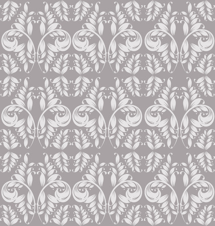 floral seamless pattern for design. Vector Illustration Vector