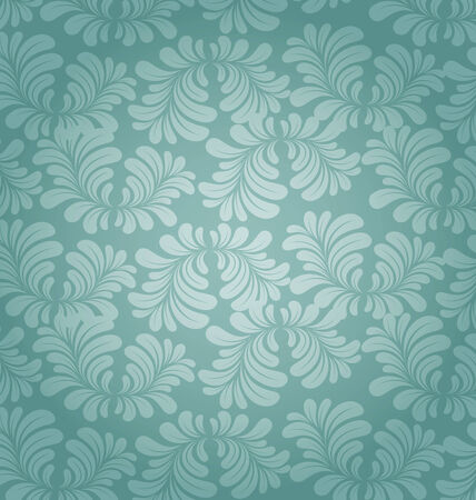 swill: floral seamless pattern for design  Vector Illustration