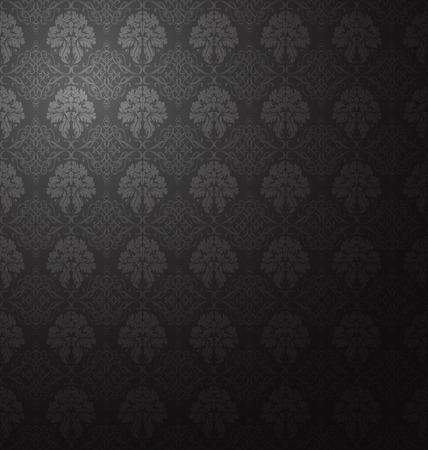 floral seamless pattern for design. Vector Illustration Vector