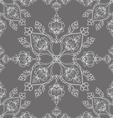 siam: Vector illustration of   thai pattern background