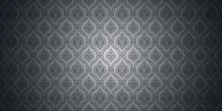 Illustration of Thai style pattern Illustration