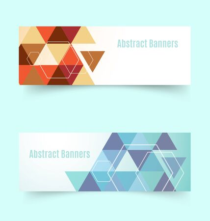 Vector Illustration of  abstract  background. Illustration