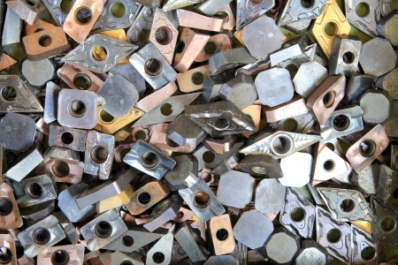 insertar: viejo carburo CNC CNC para la inserci�n