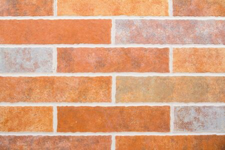 red brick wall for backgrounds or wallpaper Stock Photo - 18704171