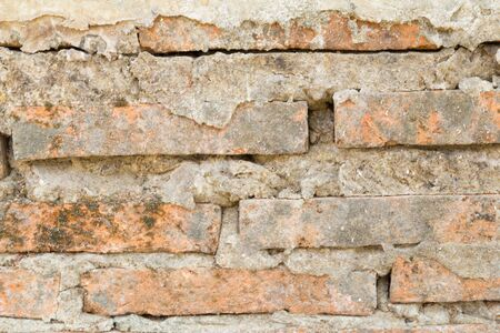 red brick wall for backgrounds or wallpaper Stock Photo - 18704173