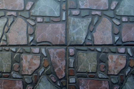 marbled effect: un piso de baldosas de m�rmol