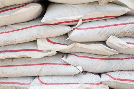pattern of close up fertilizer bag