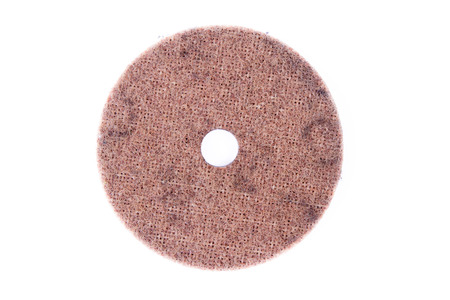 abrasive: Abrasive disks for metal grinding, cutting on white background