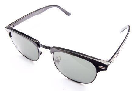 sunglasses isolate on white background, accessory object. photo