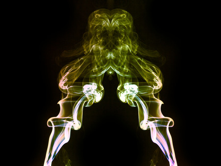 fundo abstrato, fuma