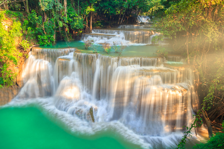 khamin: Huai Mae Khamin Waterfall