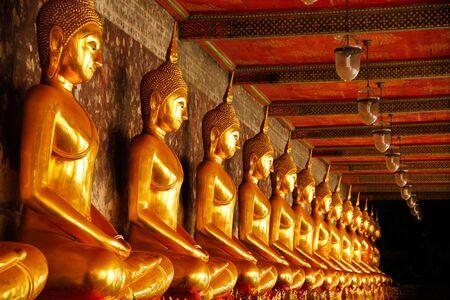 Bhuddha Image Stock Photo