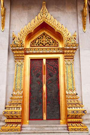 wat benjamabopit, a wonderful temple in thailand