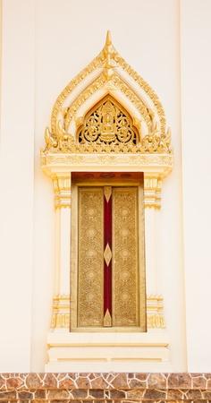 thai art window