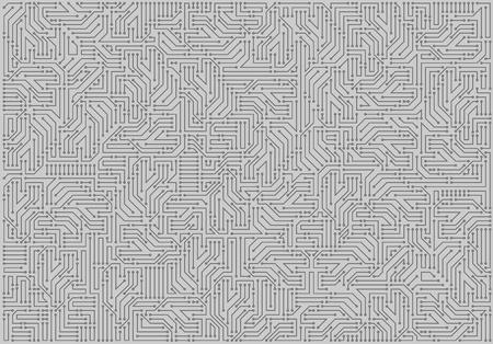 vector circuit background Vektorové ilustrace