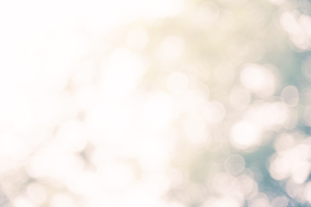 Vintage Blur Bokeh Light Abstract Backgrounds