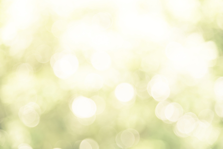 Blurred soft bokeh abstract background
