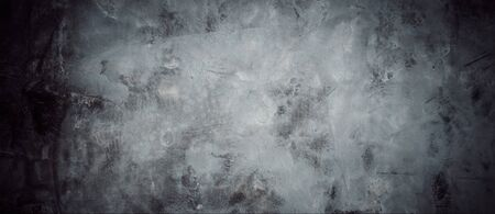 Empty dark cement grunge backgrounds